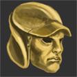 Golden Imperator Helm