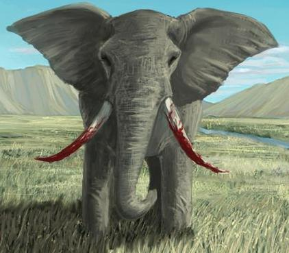File:Bloodtusked Elephant.jpg