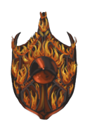 Flames of Hell Ramshield