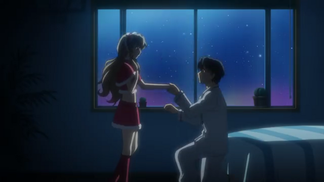 File:Yuuto putting on the ring he gave to haruka on their christmas eve on her ring finger.png
