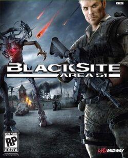 BlackSite Area 51 cover