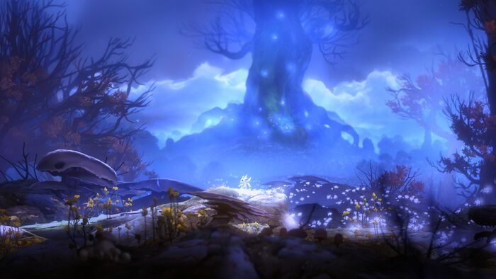 Ori and the Blind Forest No Hud