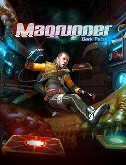 Magrunner Dark Pulse cover