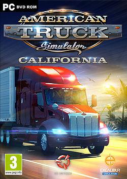 American Truck Simulator Steam Cover