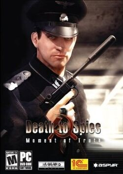Death to Spies-Moment of Truth Images poster