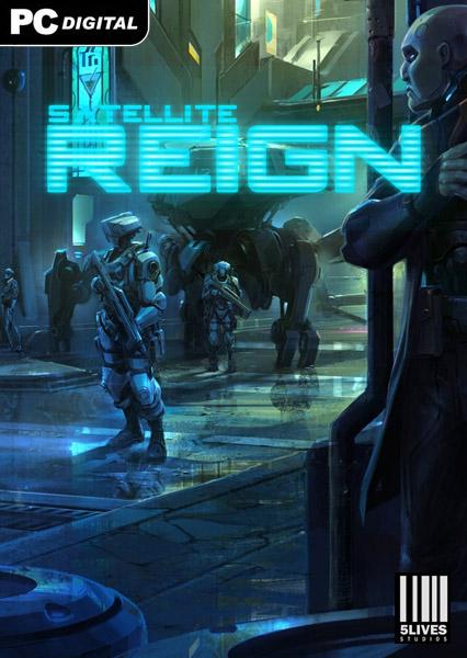 نتیجه تصویری برای Satellite Reign برای PC