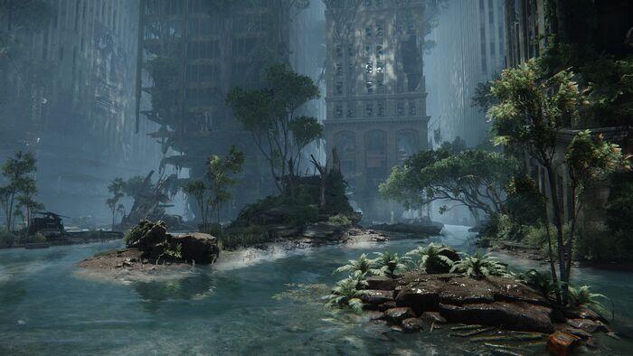 Crysis 3 No Hud
