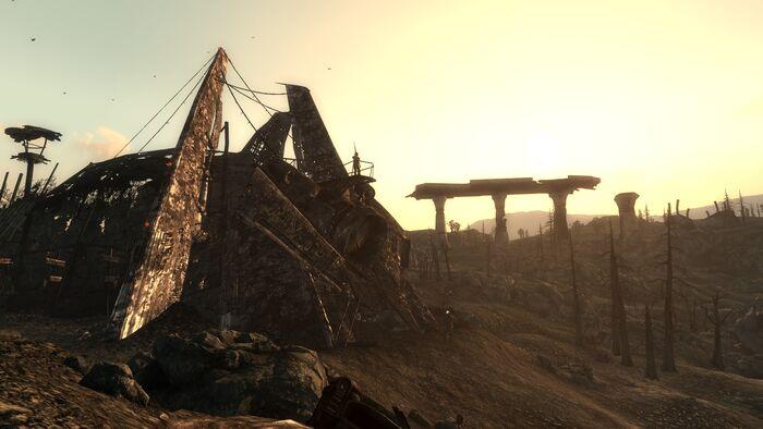 Fallout 3 No Hud