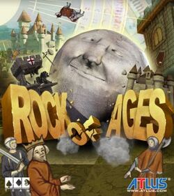 Rock of ages xbla