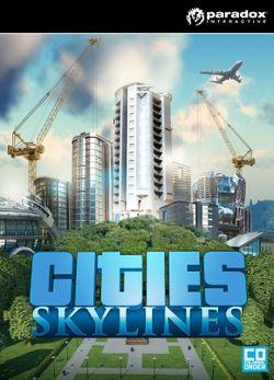 Cities Skylines cover art