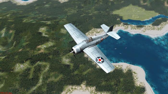 IL-2 Sturmovik No Hud