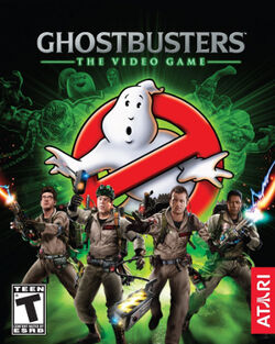 Ghostbusters videogame front2