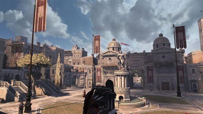 Assassin's Creed- Brotherhood No Hud