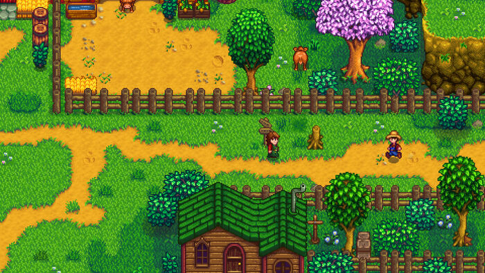 Stardew Valley No Hud