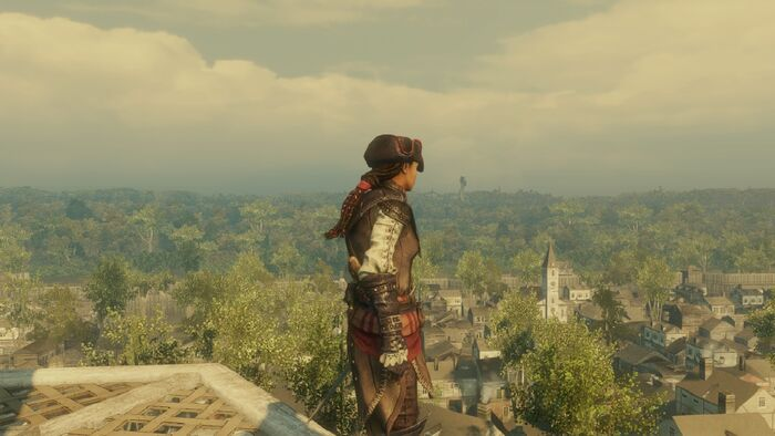 Assassin's Creed III- Liberation No Hud