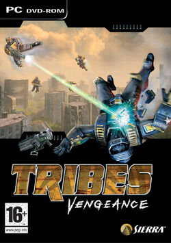 Tribes Vengeance cover