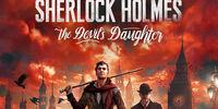 Sherlock Holmes: The Devil's Daughter No Hud