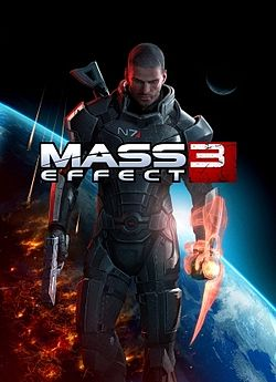 Mass Effect 3 Game Cover