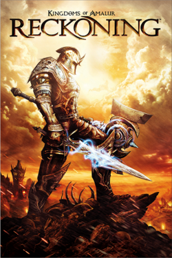 Kingdoms of Amalur Reckoning cover