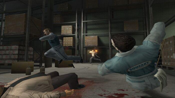 Max Payne 2- The Fall of Max Payne No Hud