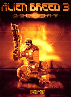 Alien Breed 3 - Descent Coverart