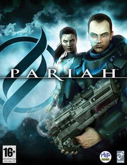 Pariah (video game box art)