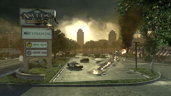 Call of Duty- Modern Warfare 2 No Hud