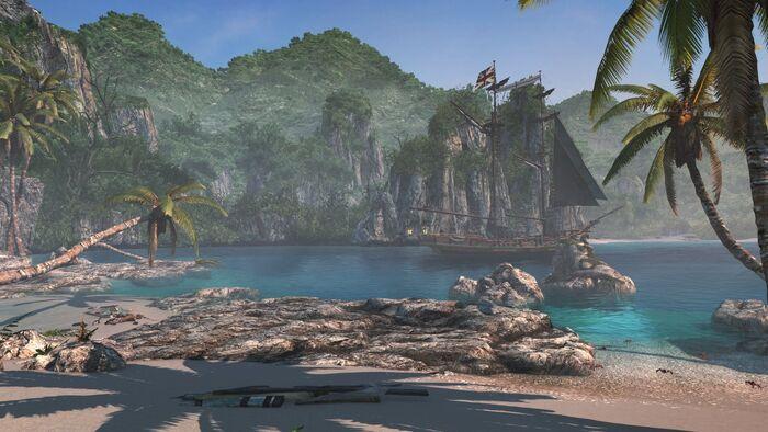 Assassin's Creed IV Black Flag No Hud