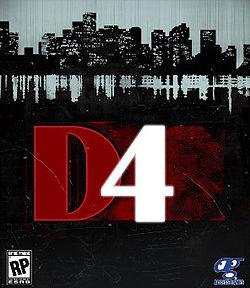D4 Dark Dreams Don't Die cover art
