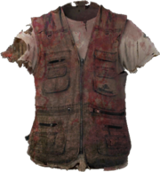 Scout Worn basic vest
