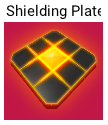 Shielding Plate icon