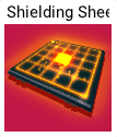 Shielding Sheet icon