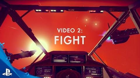 No Man's Sky - FIGHT Video PS4