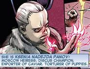 Ksenia Nadejda Panov