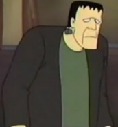 Frankenstein'sMonster-AHalloweenHassleAtDracula'sCastle