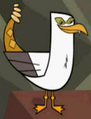 Mutant Seagull (Total Drama Island)