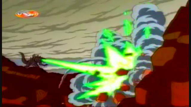 File:Zilla Junior using his atomic fire..png