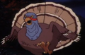 Giant Turkey (Scooby-Doo and the Witch's Ghost)