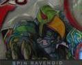 Spin Ravenoid