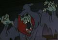 Hooded Skeletal Ghost