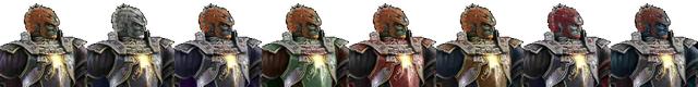 File:Ganondorf Palette Swaps Wii U.png