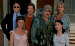 Tremors-characters