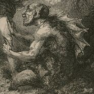Caliban (The Tempest)