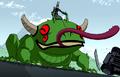 Mutant Frog Ben 10