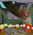 Giant Reptilian Bird (South Park)
