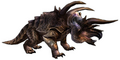 Armored Saurus