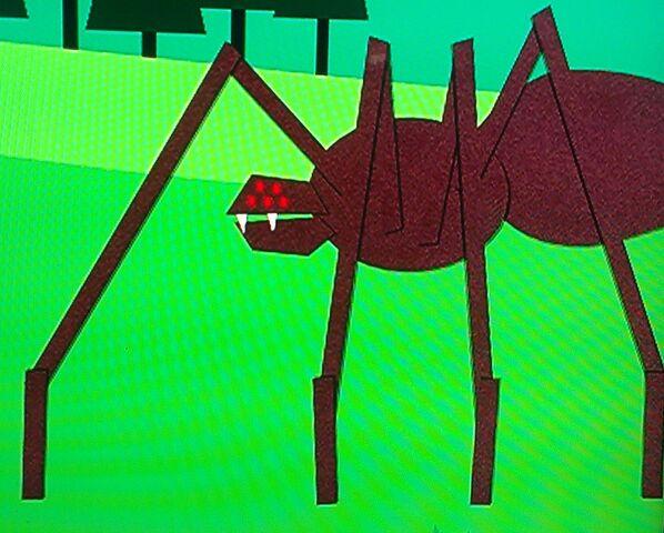 File:Canadian Barking Spider.jpg