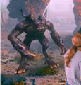 Purple Humanoid Monster Troop