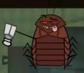 Mutant Cockroach (Total Drama Island)