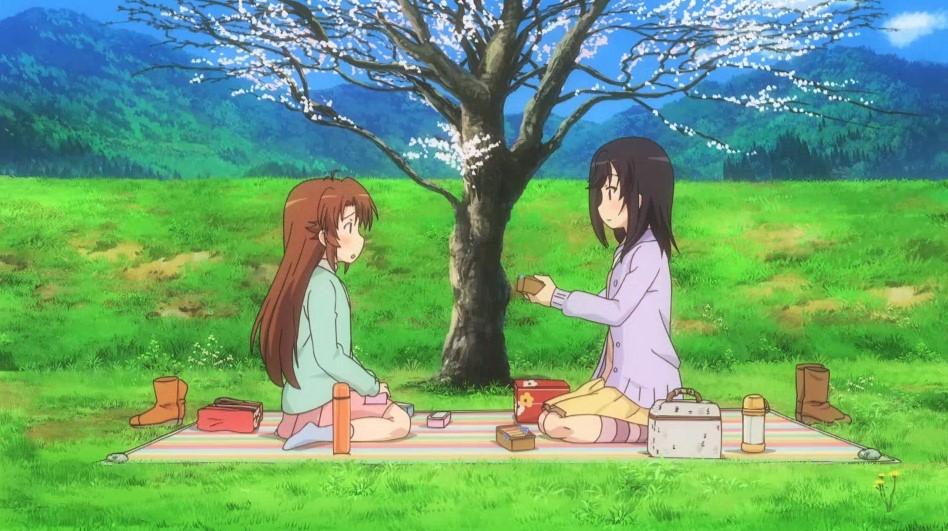 File:Hotaru and Komari picnic.jpg